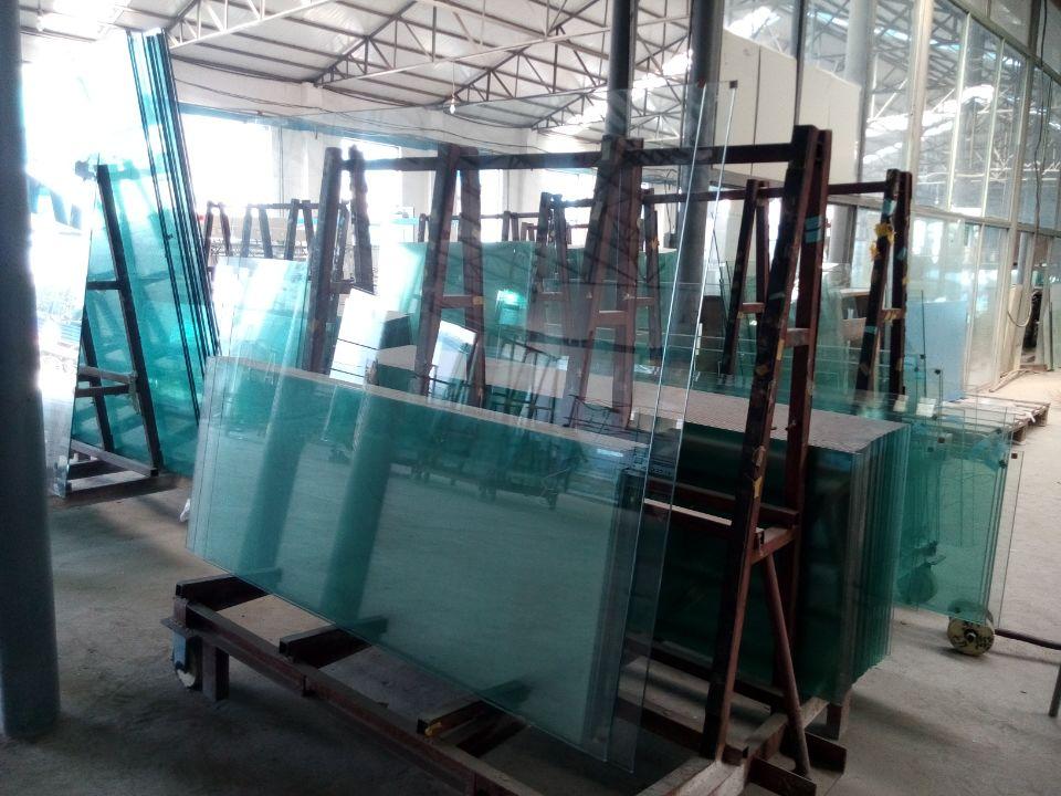钢化玻璃成品