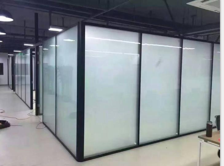 钢化磨砂夹胶玻璃