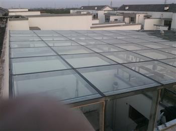 阳光房钢化夹胶中空玻璃