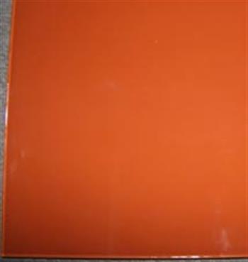 橙红不透明彩色玻璃
